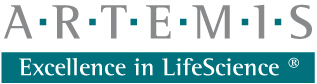 Logo ARTEMIS GmbH Excellence in Lifescience