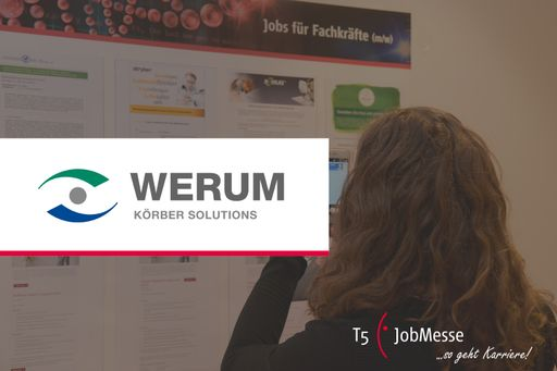 Karriere bei Werum IT Solutions